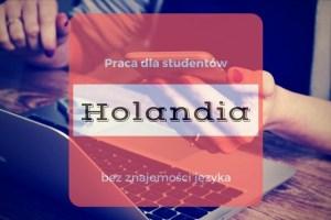 Praca za granicą dla studentów na wakacje