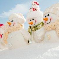 Краткая новогодняя энциклопедия: Откуда взялся Снеговик?
