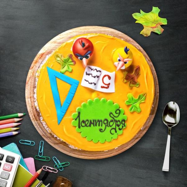 Идея украшения торта