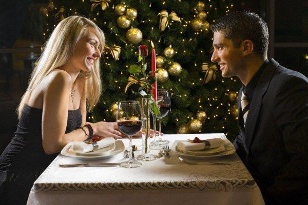 Романтический ужин