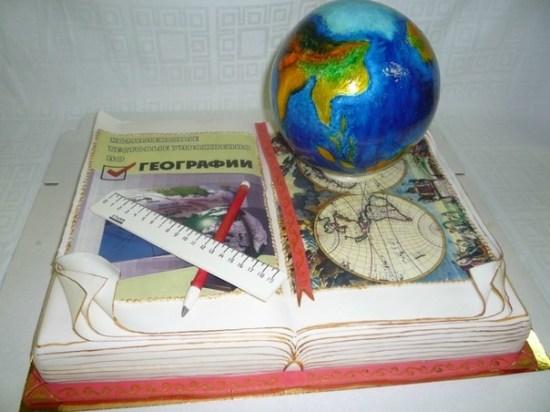 Учителю географии