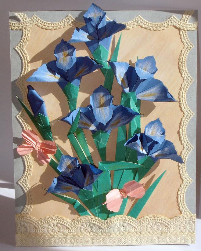 Стиль оригами