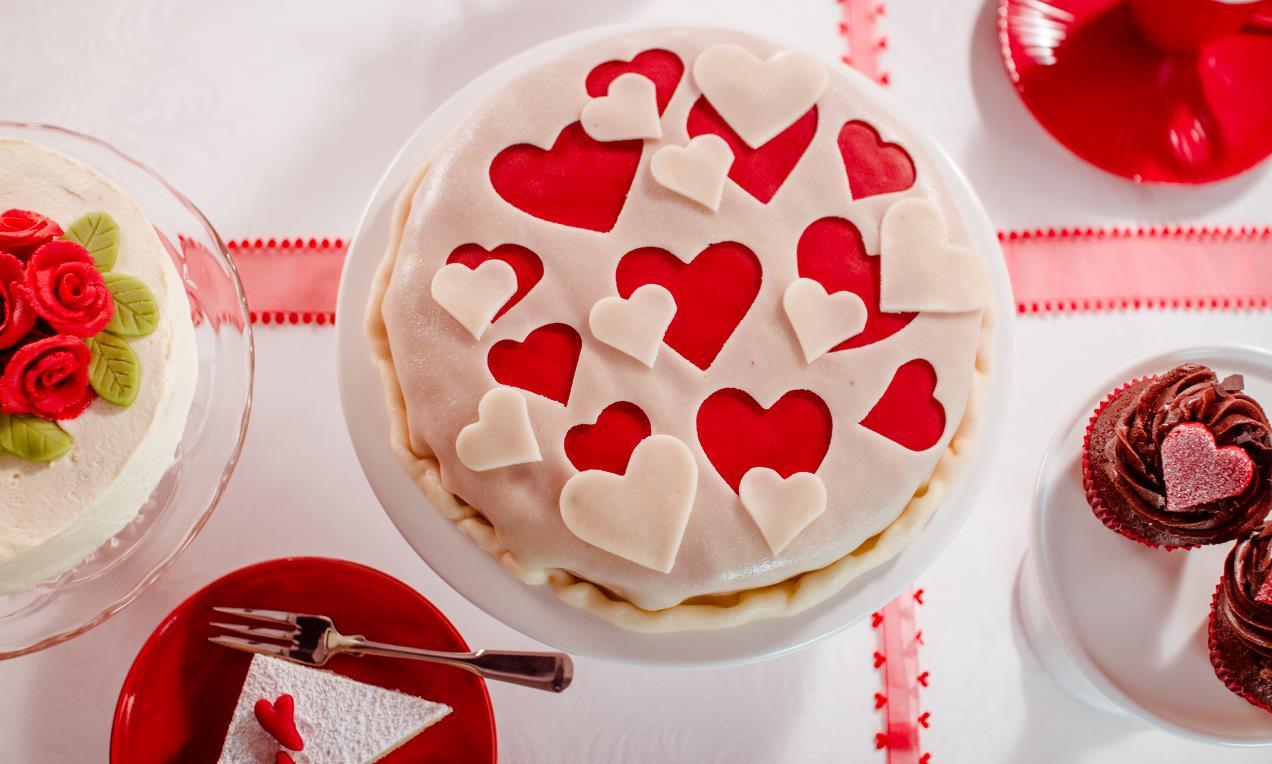 фомкина торт на день святого валентина фото рецепт дольмен легенда