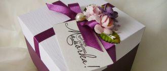 Что подарить маме на день рождения недорого