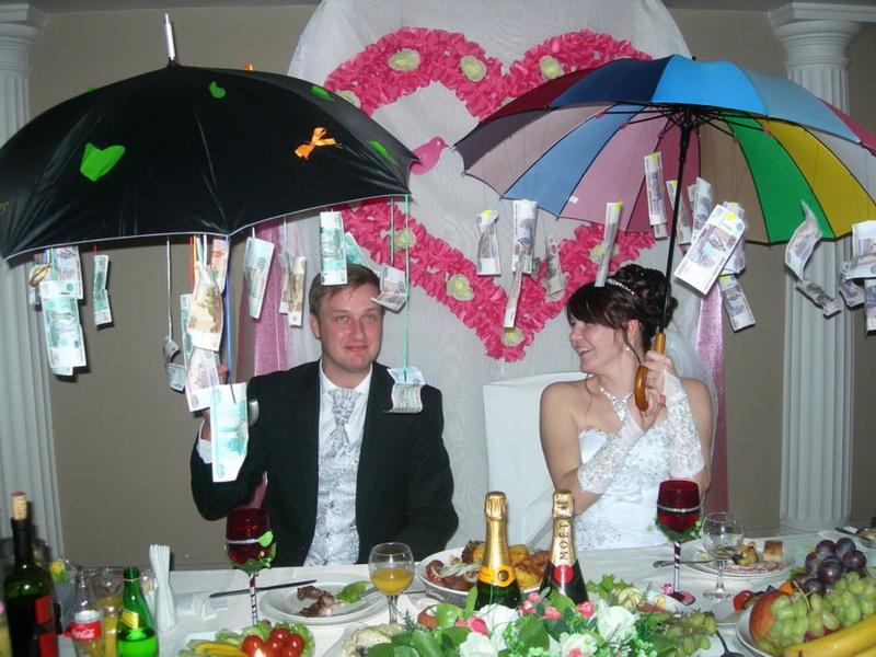 забытый девелоперами смешное поздравление на свадьбу с зонтом с деньгами радиоведущего была ограблена