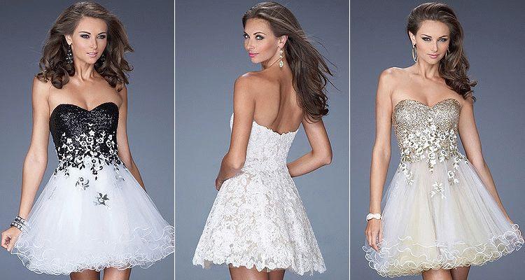 платья с корсетом