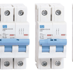WEG MINIATURE CIRCUIT BREAKERS UMBW-UL489 and UL1077