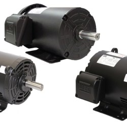 WEG CLOSE-COUPLED PUMP MOTORS JM-ODP THREE PHASE