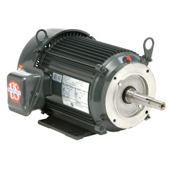 US MOTORS Special Application Close Coupled Pump Three Phase Totally Enclosed Fan Cooled (TEFC) NEMA®†Premium Effcient