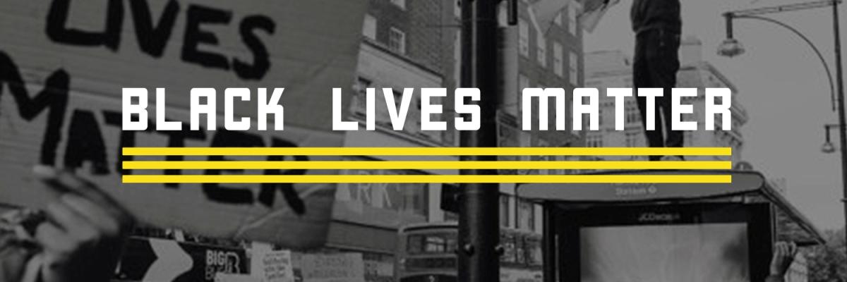 Black Lives Matter image from https://blacklivesmatter.com/