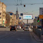 Суд обязал Смольный провести торги на размещение наружной рекламы