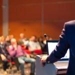 5 правил выступления на деловом мероприятии