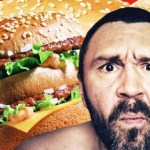 Сергей Шнуров ответил компании «Бургер Кинг» в стихах