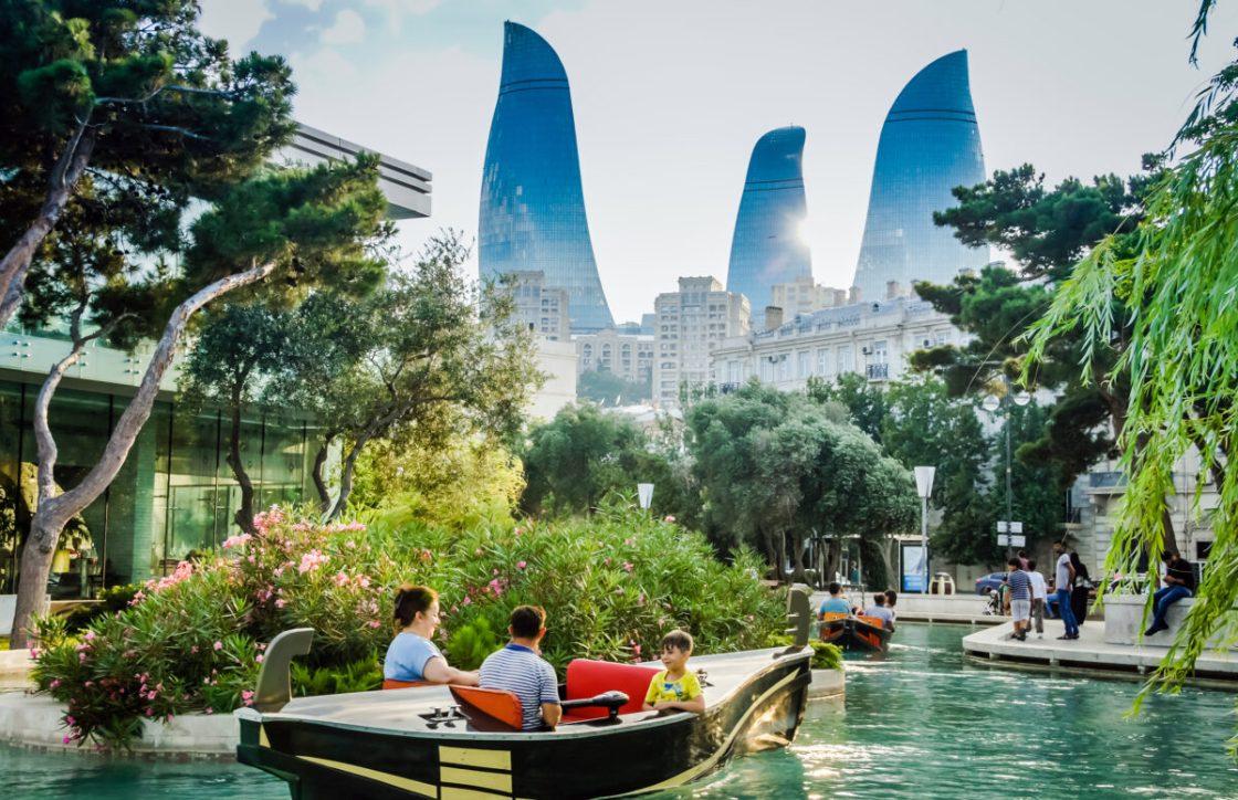 Бюро по туризму Азербайджана