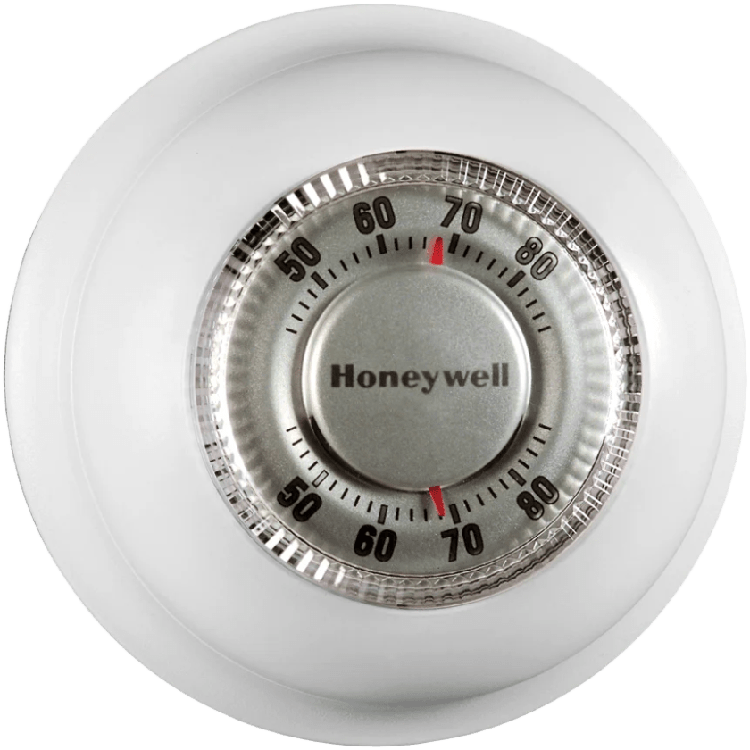 Old Mechanical Thermostat