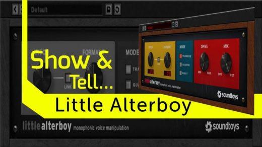Little AlterBoy Crack 5.3.2 Mac/Win Torrent 2021 Free Download
