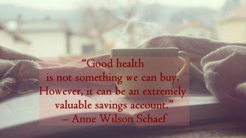 health quote 3