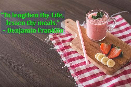healthy eating quote 1