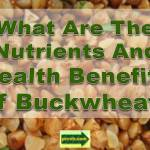 buckwheat_health benefits