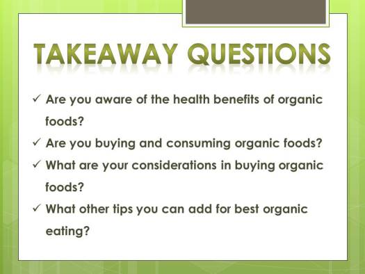 organic eating_questions