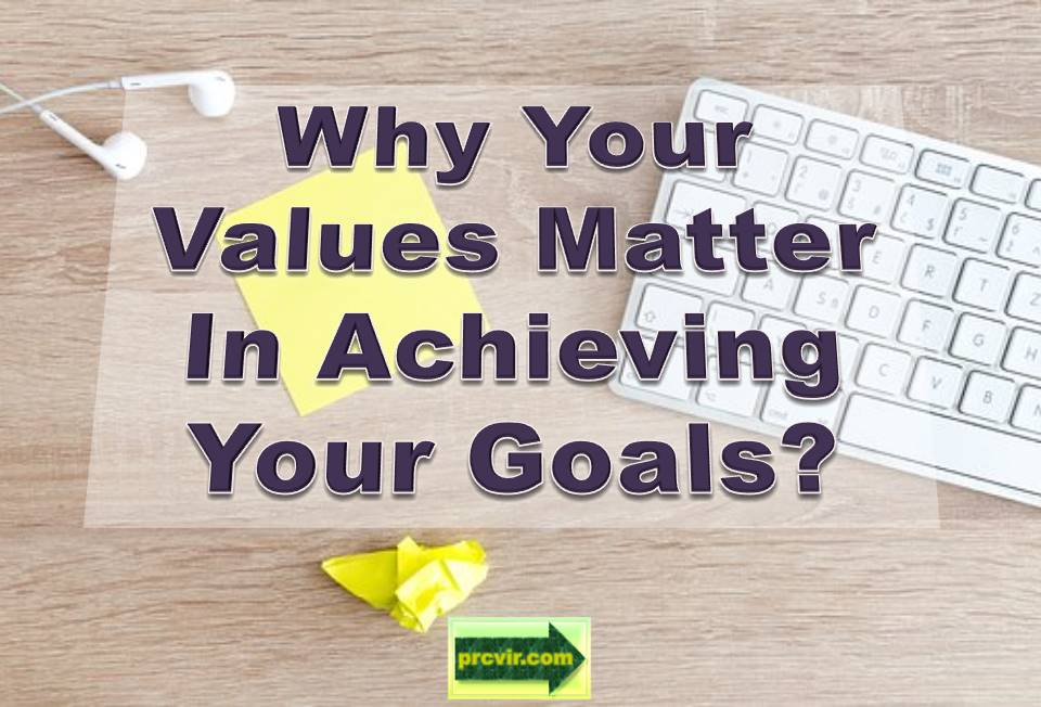goals and values