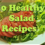 healthy salad recipes