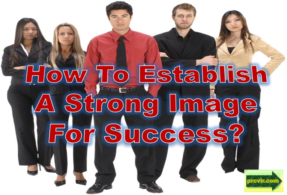 strong image for success