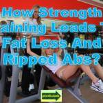 strength training leads to fat loss