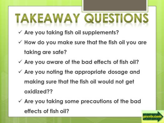avoid bad effects of fish oil_q