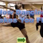 dancing to be fit