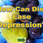 how diet ease depression