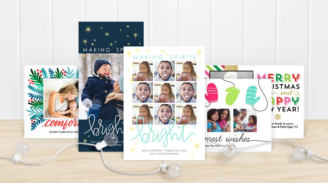Christmas Photo Cards Create Holiday Photo Cards