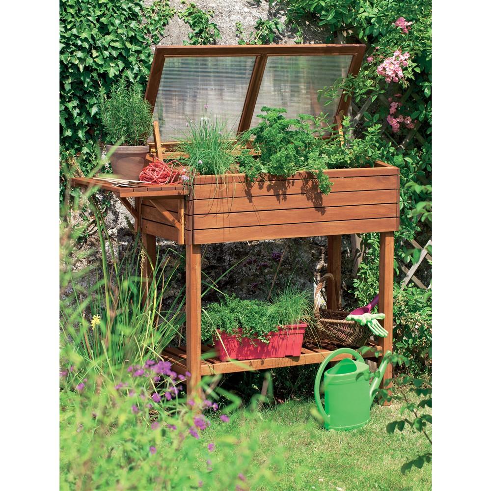 serre de jardin petite pas chere de balcon notre selection femme actuelle