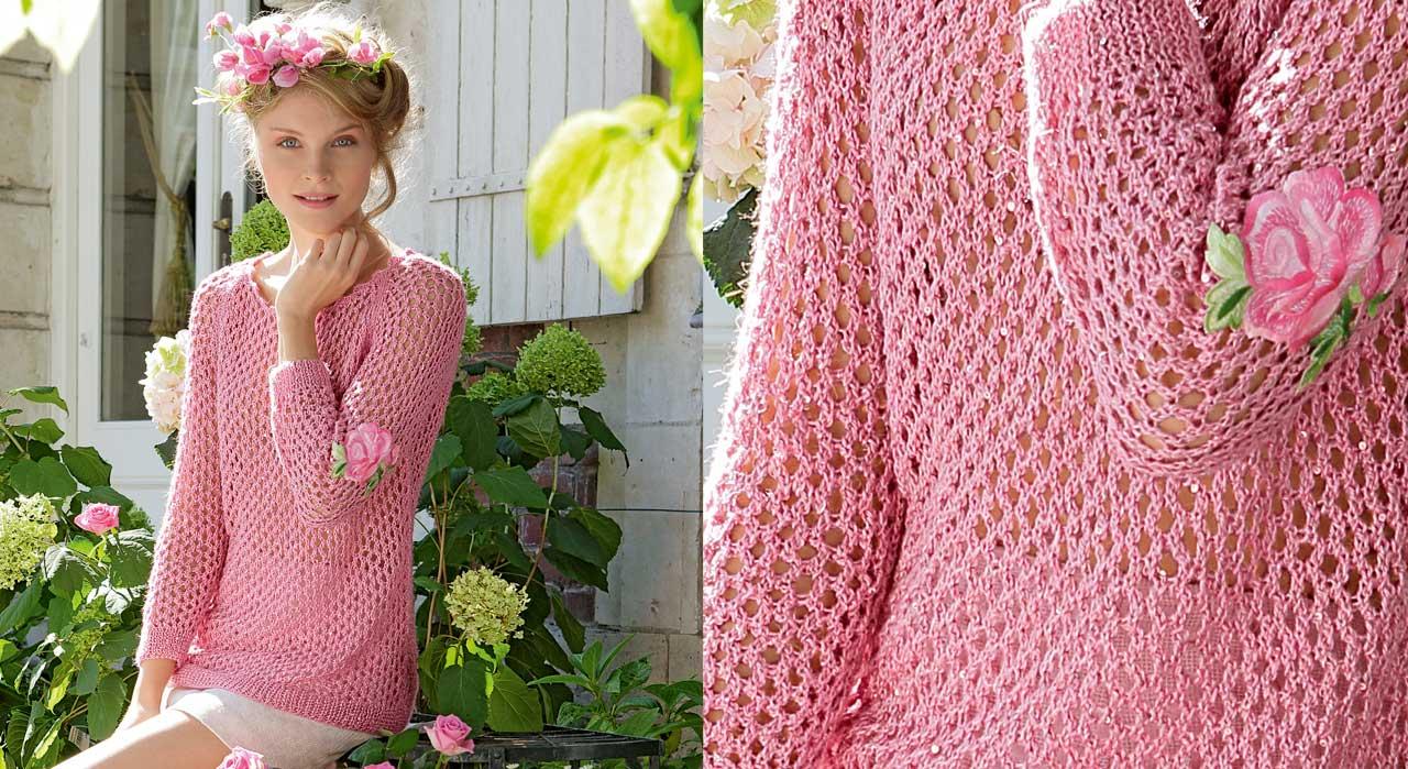 tricot et crochet nos meilleurs modeles pour l ete femme actuelle