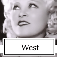 Mae West - The First Sex Symbol