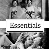My List of Essential Pre-Code Hollywood Films