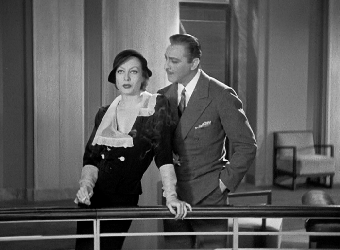 Image result for grand hotel 1932 john barrymore and joan crawford