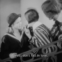 Girls in Uniform [Mädchen in Uniform] (1931) Review, with Emilia Unda and Dorothea Wieck