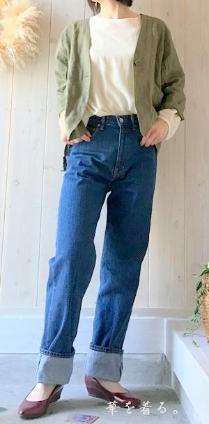 トゥモローランドのジーンズ購入した