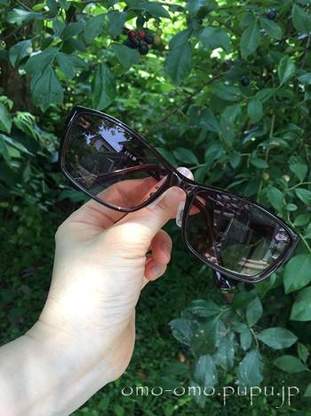 5000円のサングラス