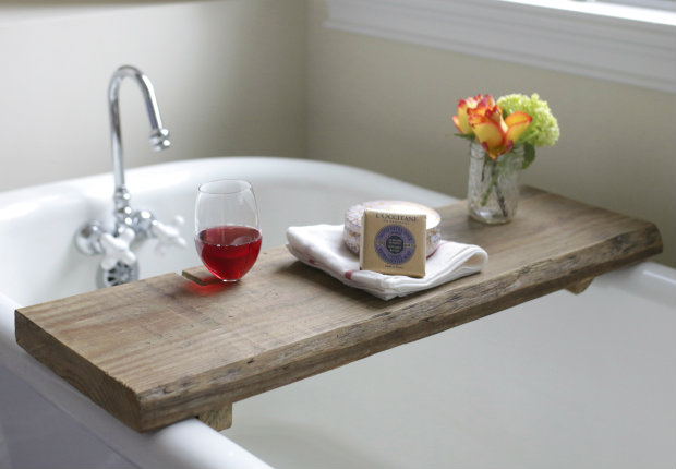 Bath Caddy Rack And Tray Ideas PRETEND Magazine