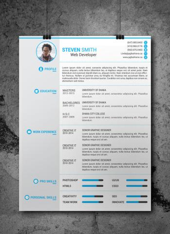 Resume CV Template  Free Download  by Arahimdesign on DeviantArt Resume CV Template  Free Download  by Arahimdesign