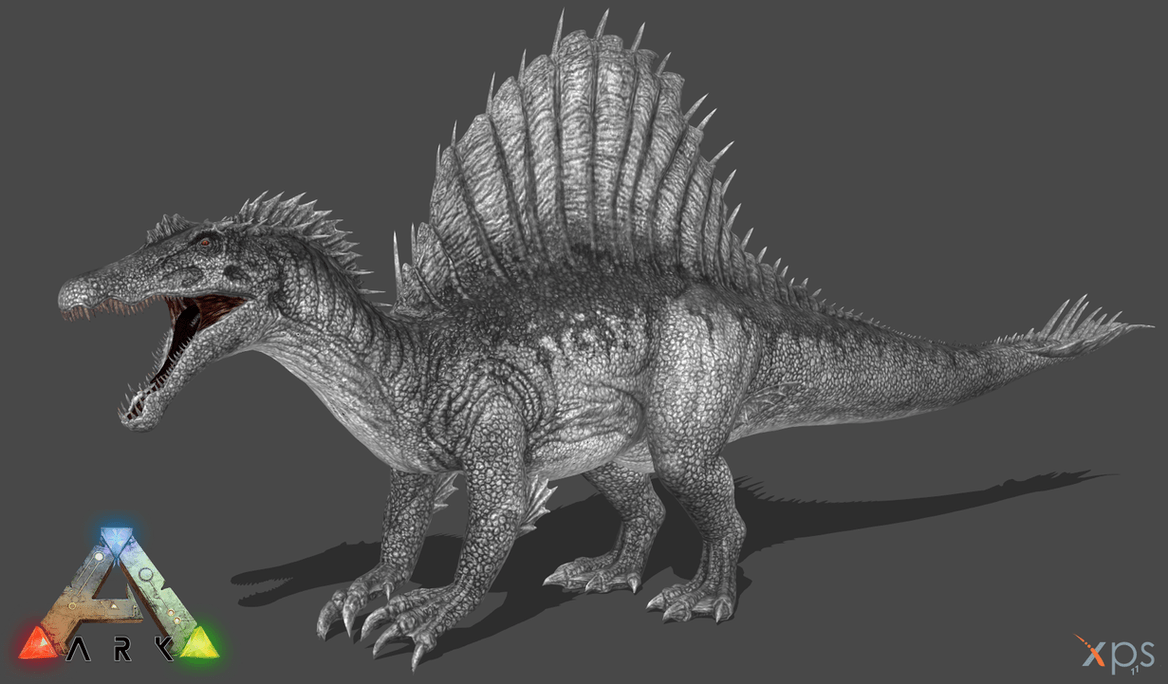 ARKSE Spinosaurus By Phelcer On DeviantArt