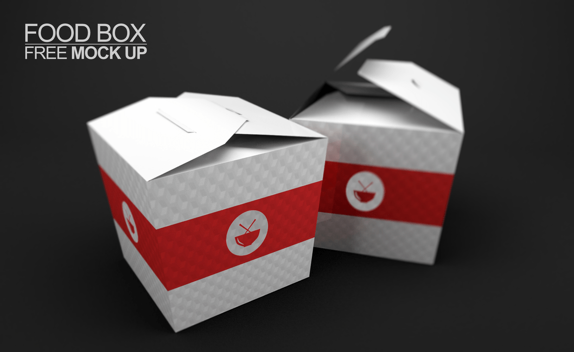 FoodBOX Free Mock Up PSD By Dimkoops On DeviantArt