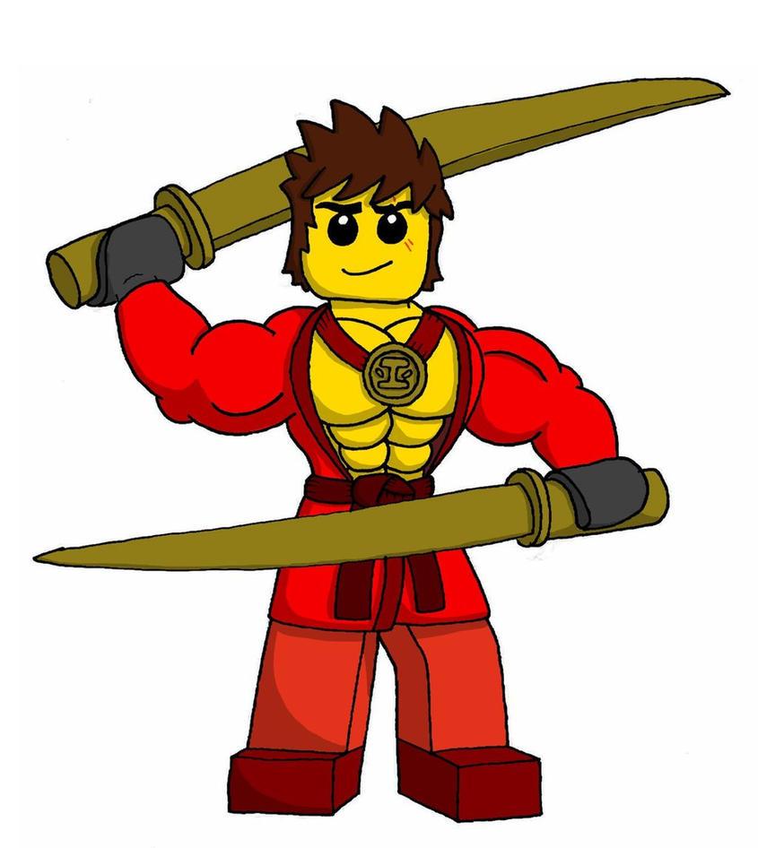 Fiction Lloyd Kai Fan Ninjago And