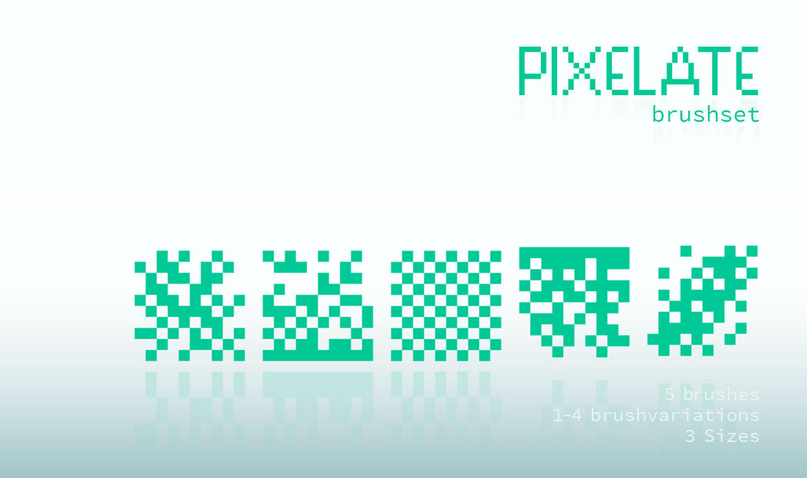 pixelate brushset - click to get to download page