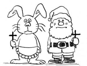 bunny-santa