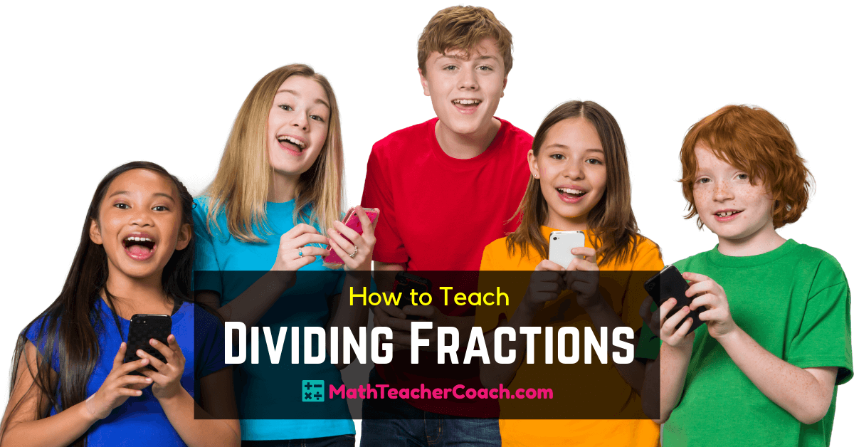 Dividing Fractions Activities