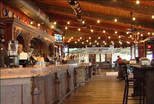 The Inside of Dinosaur BBQ, Syracuse, NY