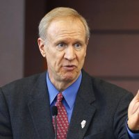 Illinois House passes budget bill, including school funding with no special education funding cuts. Rauner says he will veto it.
